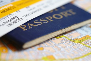 Traveling out of the country means you need a passport.